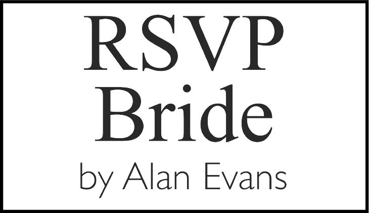 RSVP Bride by Alan Evans logo